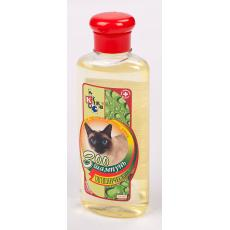 КиСка зоошампунь  гигиенический д/кошек Короткошерстных 230 мл