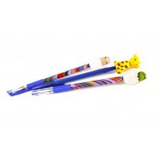 Ручка сувенирная с японским ластиком-игрушкой