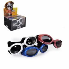 Очки для собак затемненные