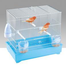 IMAC Клетка для птиц COVA 42 43х26х37см