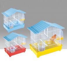 IMAC Клетка для птиц BENGALA 35,5х21х33,5см
