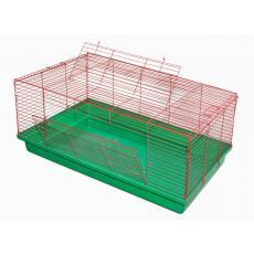 """Клетка для кроликов """"Франдр"""" 90*55*40см (хром) (складная), в коробке, шт"""