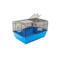 Клетка СЕВA № 2 (Для грызунов) Цветная,1 этаж, 37см*26см*23см, шт