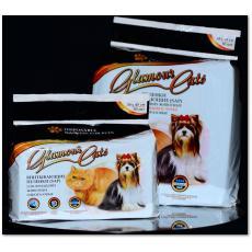Одноразовые пелёнки для домашних животных (SAP-гелиевые) 60*90 (10шт)