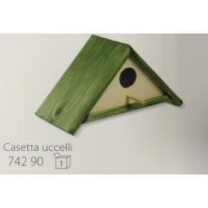 Домик деревянный CASETTA UCCELLI - new, шт