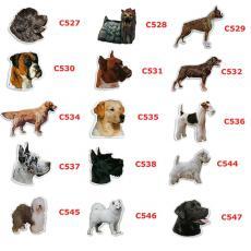Наклейки Camon с изображением животных 2шт, шт