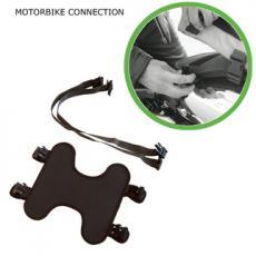 Крепление Сamon EB для мотоцикла (сиденье и ремень) к сумкам CB020, CB030, CB100