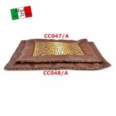"Матрас Camon ""Leopard""  коричневый 60x80"