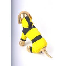 Куртка-комбинезон с капюшоном для собак P-a-P