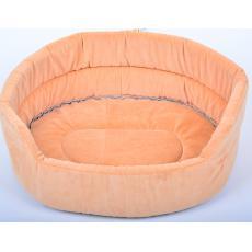 Лежак овальный малый (поролоновый) 160х320х400