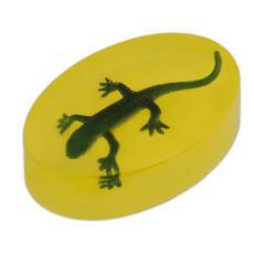 Мыло ручной работы Крокодилы и ящерицы в ассортименте