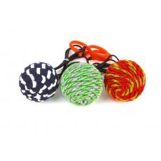 Игр д/к Мячик на резинке с кольцом