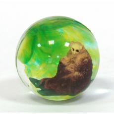 """Игр д/с жесткий мяч из литой резины """"Прыгун""""40мм, шт"""