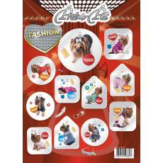 "Pret-a-Pet Наклейки для детей ""FASHION"""